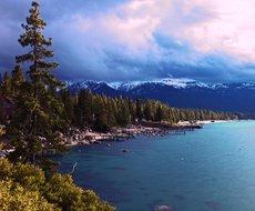 Lake Tahoe Ride