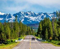 Yellowstone Ride
